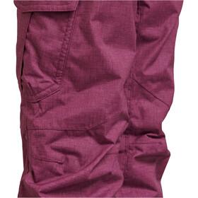 LEGO wear Platon 704 Pantalones de esquí Niños, light purple